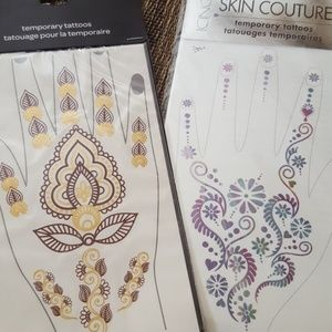 Temporary Tattoos Bundle